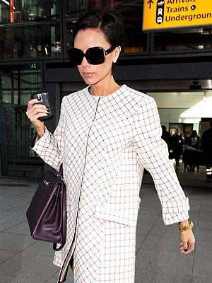 FREQUENT FLYER photo | Victoria Beckham