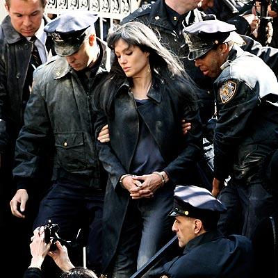 ARRESTING DEVELOPMENT photo | Angelina Jolie