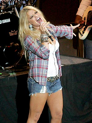 MAD FOR PLAID photo | Jessica Simpson