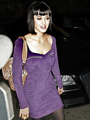 PURPLE REIGN photo | Katy Perry