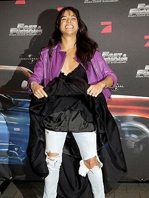 SHOW OFF photo | Michelle Rodriguez