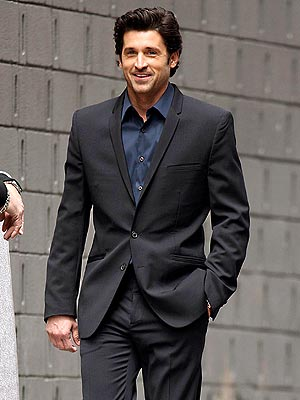 DRESSED TO IMPRESS photo | Patrick Dempsey