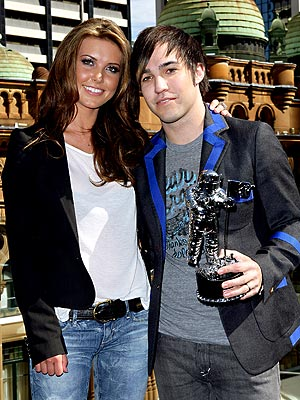 'MOON' MATES photo | Audrina Patridge, Pete Wentz