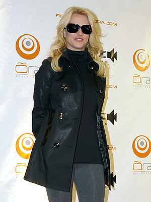 SUNGLASSES AT NIGHT photo | Britney Spears