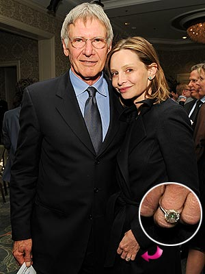 WEDDING PLANNERS photo | Calista Flockhart, Harrison Ford