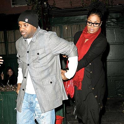 WALK WITCHU photo | Janet Jackson, Jermaine Dupri