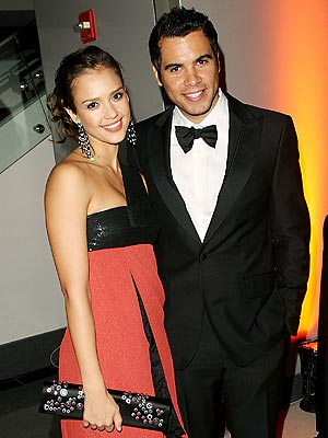 HIGH SOCIETY photo | Cash Warren, Jessica Alba