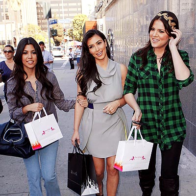 HER SISTERS'S KEEPER photo | Kim Kardashian