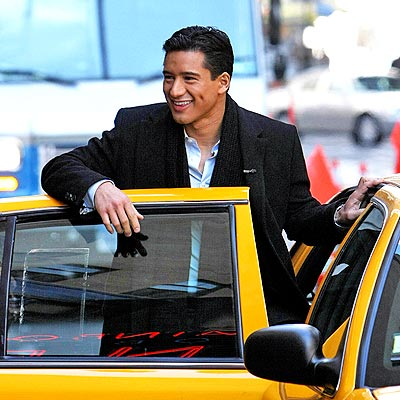 BACKSEAT DRIVER photo | Mario Lopez