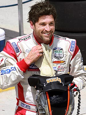 GO, SPEED RACER! photo | Patrick Dempsey