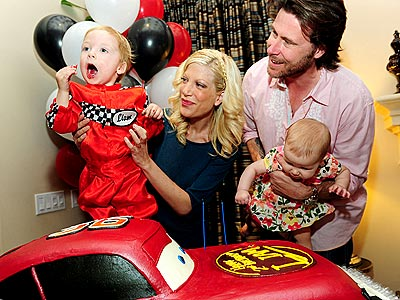 LITTLE RED RIDER photo | Dean McDermott, Tori Spelling