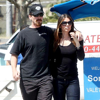 AT ARM'S LENGTH photo | Christian Bale