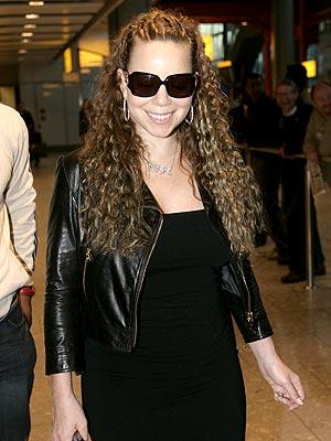 FREQUENT FLIER photo | Mariah Carey