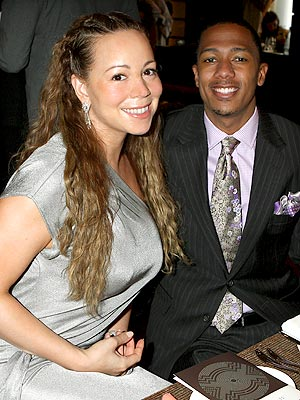 TRAVEL PARTNERS photo | Mariah Carey, Nick Cannon