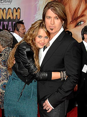 HUG IT OUT photo | Billy Ray Cyrus, Miley Cyrus