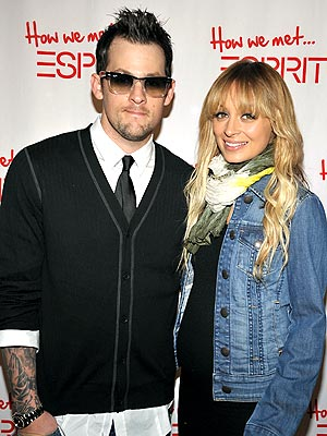 IT'S A DATE! photo | Joel Madden, Nicole Richie