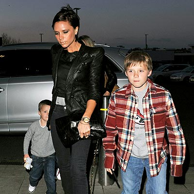 SOCCER MOM photo | Victoria Beckham