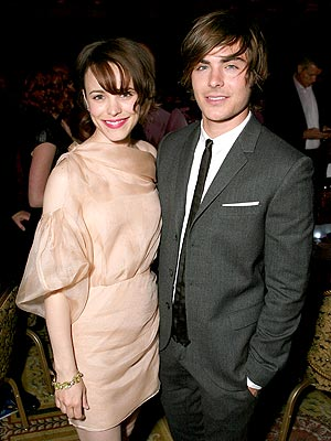 BEST OF SHOWEST photo | Rachel McAdams, Zac Efron