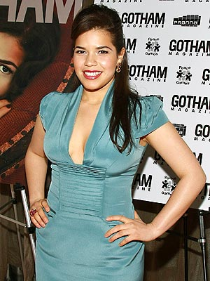 COVER GIRL photo | America Ferrera