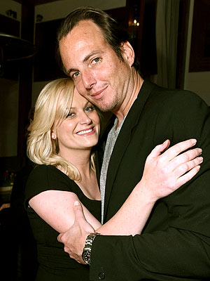 HOLDING STEADY photo | Amy Poehler, Will Arnett