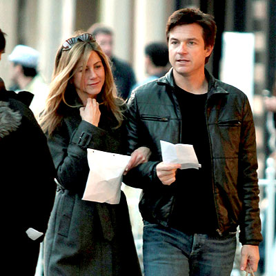 STREET CHIC photo | Jason Bateman, Jennifer Aniston