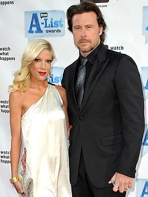 ON THE &#39;LIST&#39; photo | Dean McDermott, Tori Spelling