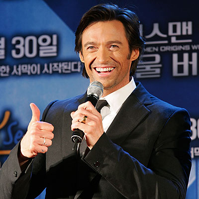 HE'S GOT SEOUL photo | Hugh Jackman