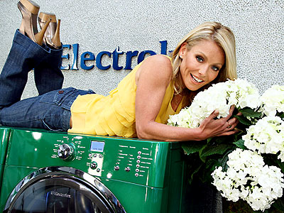 FLOWER POWER photo | Kelly Ripa