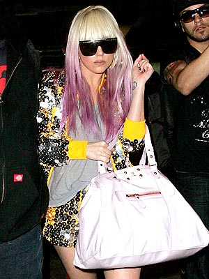 PURPLE REIGN photo | Lady GaGa