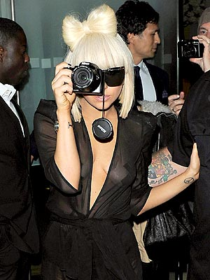 CLICKED IN photo | Lady Gaga