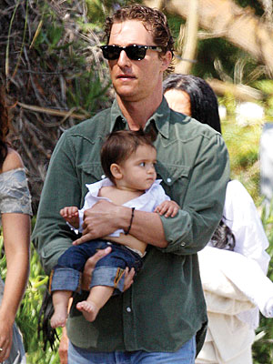 DADDY'S BOY photo | Matthew McConaughey