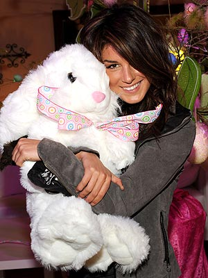 HUG IT OUT photo | Shenae Grimes