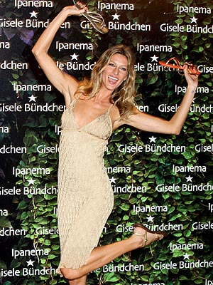 SHOE AWAY photo | Gisele Bundchen