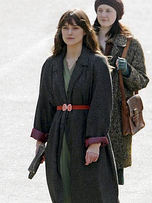 COAT CHECK photo | Keira Knightley