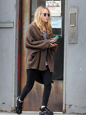 JUST FOR KICKS  photo | Mary-Kate Olsen