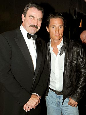 MALE BONDING photo | Matthew McConaughey, Tom Selleck