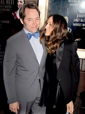 CENTER STAGE photo | Matthew Broderick, Sarah Jessica Parker