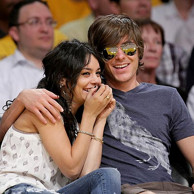 WINNERS' CIRCLE photo | Vanessa Hudgens, Zac Efron