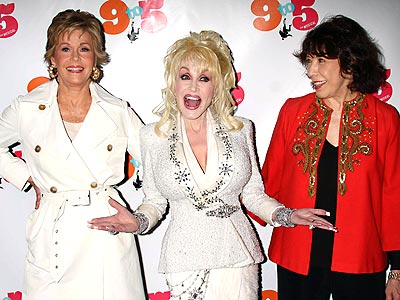 CLOCK WATCHERS photo | Dolly Parton, Jane Fonda, Lily Tomlin