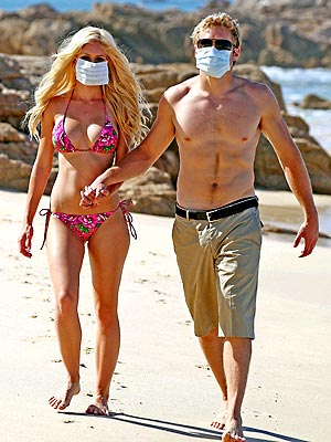 FACE TIME photo | Heidi Montag, Spencer Pratt