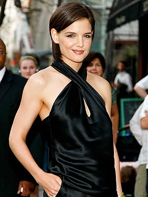 &#39;PROJECT&#39; GLAM photo | Katie Holmes