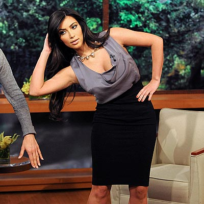 HIP CHECK photo | Kim Kardashian