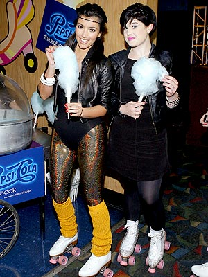 HAUTE WHEELS photo | Kelly Osbourne, Kim Kardashian
