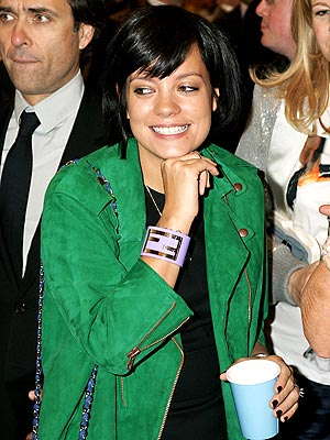 GUEST OF HONOR photo | Lily Allen