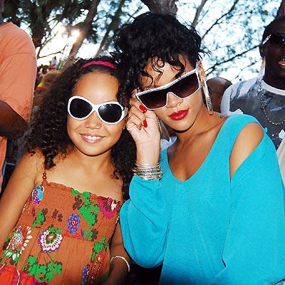 THE BIG CHILL photo | Rihanna
