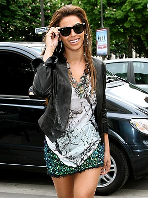 HEIGHT OF FASHION photo | Beyonce Knowles
