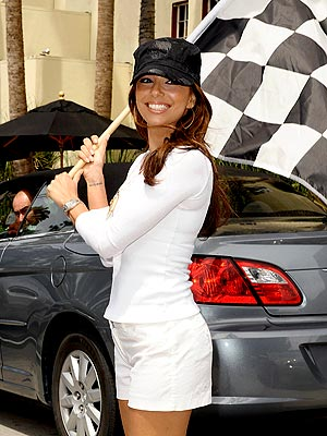 FLAG BEARER photo | Eva Longoria