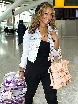 IT'S HER BAG! photo | Leona Lewis