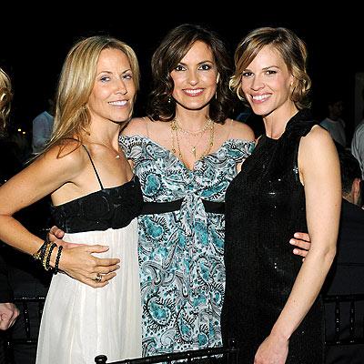 CIRCLE OF FRIENDS photo | Hilary Swank, Mariska Hargitay, Sheryl Crow