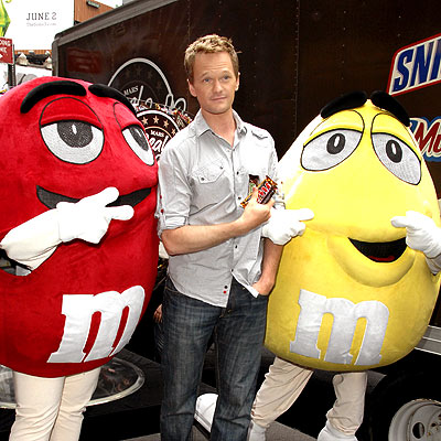 M&M GOOD! photo | Neil Patrick Harris